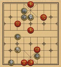 象棋实用残局第三集:其它的杀着(21)