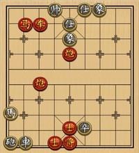 象棋实用残局第三集:其它的杀着(16)