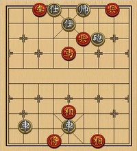 象棋实用残局第三集:其它的杀着(13)