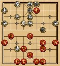 李义庭20局 5、跃马闪炮 暗渡陈仓