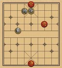 第10局 马底兵胜单士象(黑先行)
